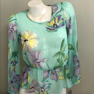 NWT NY COLLECTION PETITE PXS